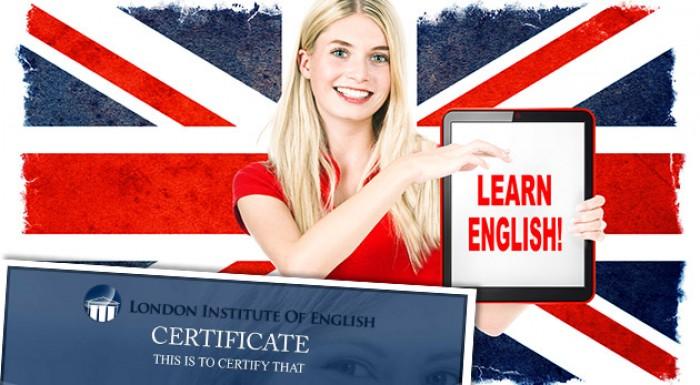 Online kurz angličtiny s certifikátom