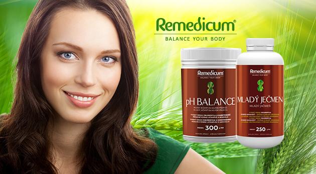 Mladý zelený jačmeň a ph Balance mladý jačmeň a mladá pšenica - nápoje plné vitamínov a minerálov