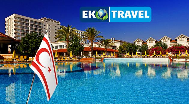 8-dňový letecký zájazd do luxusného rezortu Salamis Bay***** na Severnom Cypre s ULTRA ALL INCLUSIVE