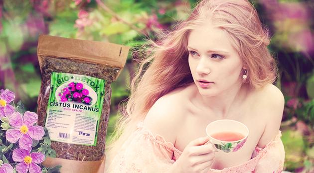 Čaj zo skalnej ruže proti vírusom, baktériám aj na prirodzenú podporu imunity