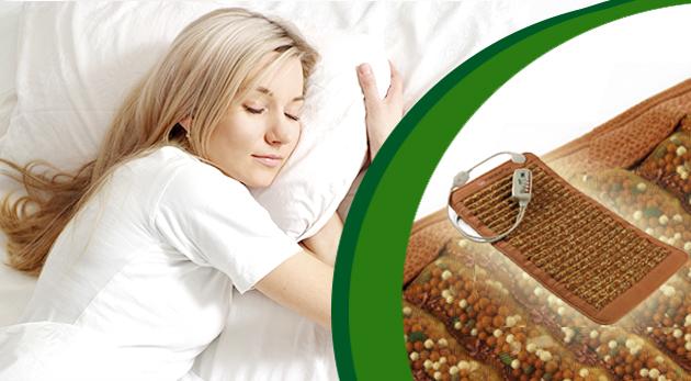 Sálavý detoxikačný matrac so 7 druhmi minerálov pre zlepšenie vášho zdravia