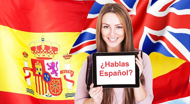 10-hodinový poukaz - naučte sa anglicky alebo španielsky na skupinových či súkromných hodinách podľa vašich preferencií