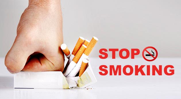 Zbavte sa fajčenia raz a navždy s Quit smoking! magnet