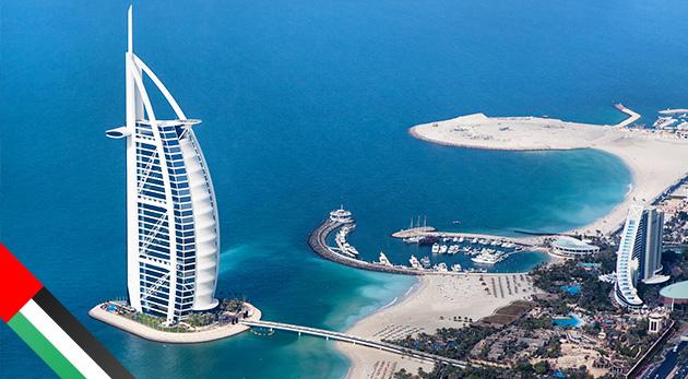 Letná dovolenka v Dubaji v luxusných apartmánoch na 5 dní pre 4 osoby