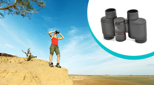 Kvalitné ďalekohľady s čistým obrazom a ergonomickým dizajnom vrátane puzdra - na výber 5 modelov