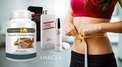 Účinný spaľovač tukov pre krásne telo L-karnitín - pri kúpe 3 balení získate darček v podobe feromónového parfumu ZDARMA!
