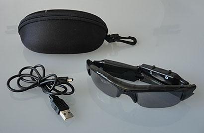 Výsledok vyhľadávania obrázkov pre dopyt okuliare s kamerou