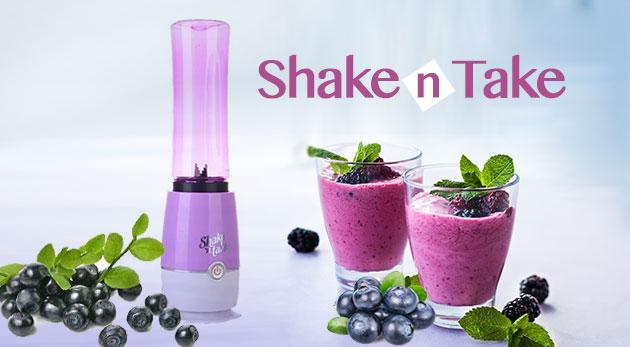 Smoothie mixér pre rýchlu prípravu ovocných či zeleninových nápojov