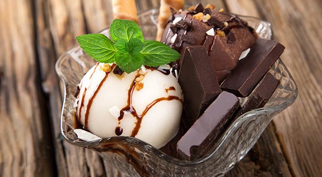 2x Mooo! Frozen jogurt alebo 2x pravá belgická čokoláda v Čokoládovni na Vajnorskej