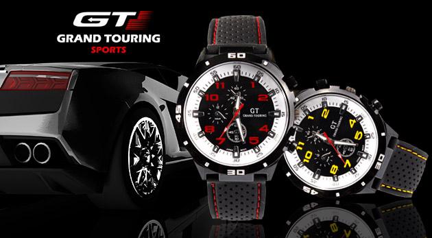 Pánske športové hodinky GT Grand Touring