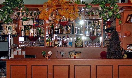 Penzión Centrum bar