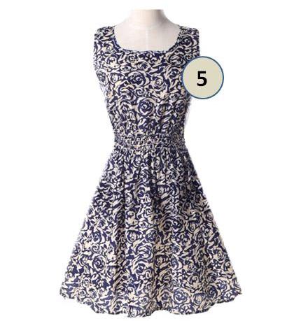Dámske letné šaty Ria  1440ed7040e