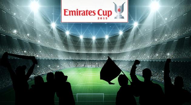 4-dňový autobusový zájazd na špičkový futbalový turnaj Emirates Cup v Londýne
