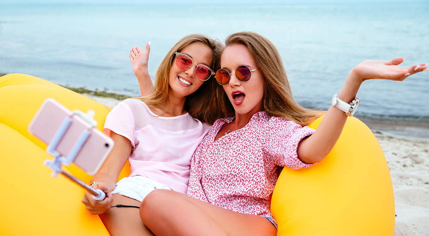 Teleskopický bluetooth selfie držiak alebo MINI držiak pre vaše dokonalé selfie - v ponuke už aj GoPro variant!