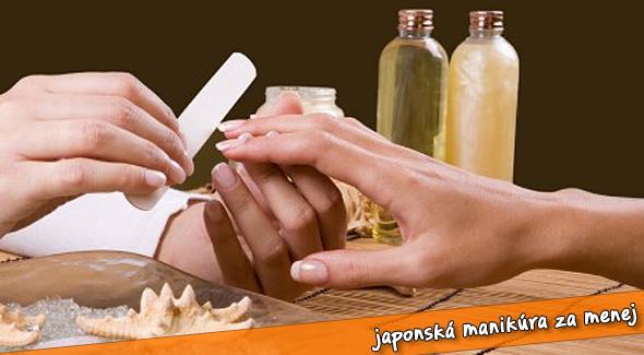 Japonská manikúra - revolučné ošetrenie nechtov.