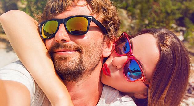 Slnečné okuliare pre štýlovú ochranu zraku