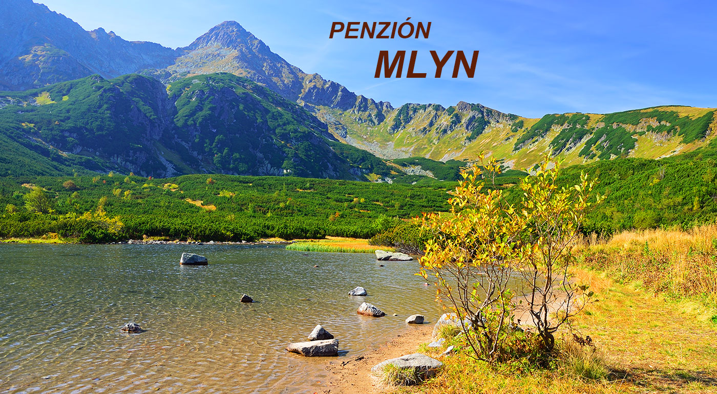 Jarný relax v príjemnom Penzióne Mlyn vo Vysokých Tatrách