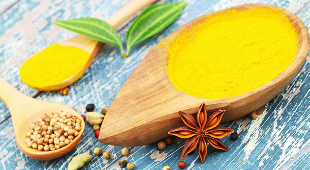 Kurkuma - prírodný silný antioxidant  - v balení 24 kapsúl