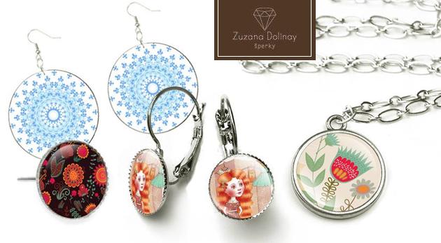 Handmade šperky z dielne slovenskej umelkyne Zuzany Dolinay
