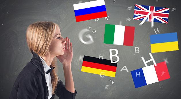 Jazykové kurzy angličtiny, nemčiny, francúzštiny, ruštiny, ukrajinčiny alebo taliančiny priamo v centre Bratislavy