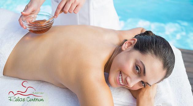 Oddych počas rôznych blahodarných masáží v Relax centre v Liptovskom Mikuláši