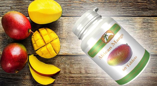 Výživový doplnok Africké mango pre naštartovanie metabolizmu a efektívne chudnutie