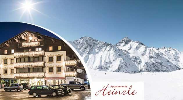 Lyžovačka na snehu na nezabudnutie až do apríla v Tirolsku