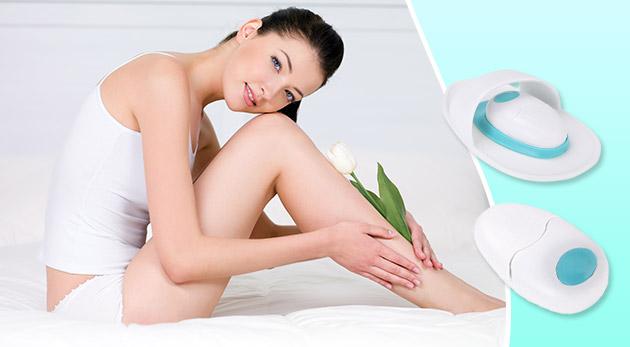 Odstránenie chĺpkov rýchlo a bezbolestne pomocou praktického depilátora