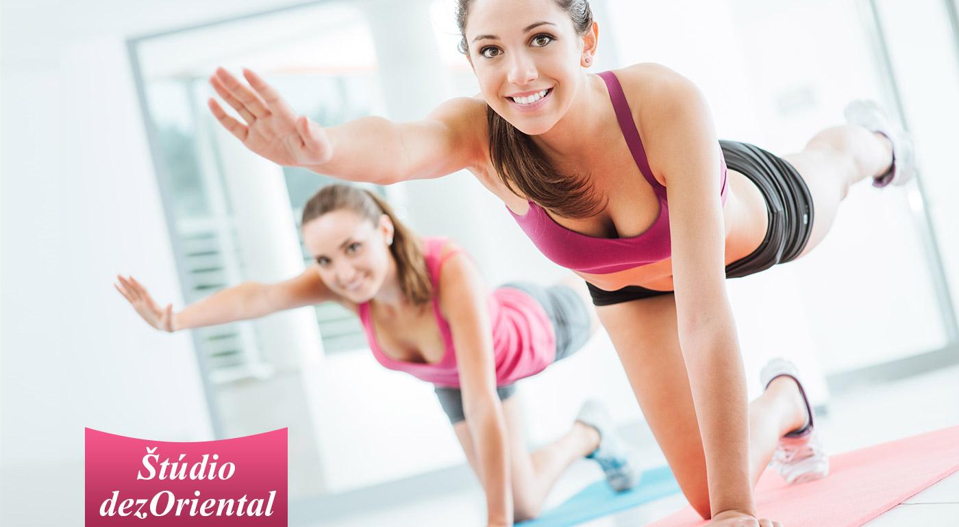 2-mesačný kurz cvičenia Pilates pre zlepšenie vašej kondičky a držania tela