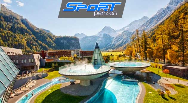 Jesenný relax v rakúskych Alpách s ubytovaním v českom Penzióne Sport Alpy