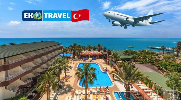 Nezabudnuteľný 8-dňový letecký zájazd do tureckej Kappadokie a Antalye