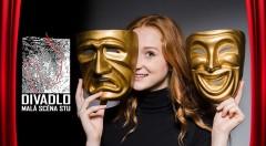 Zľava 60%: Vstupenka do divadla Malá scéna len za 4,90 € na super predstavenia počas celej sezóny 2015/2016. Tešiť sa môžete na tragikomédiu Helverova noc, revolučnú grotesku Balkón či mnoho iných predstavení!