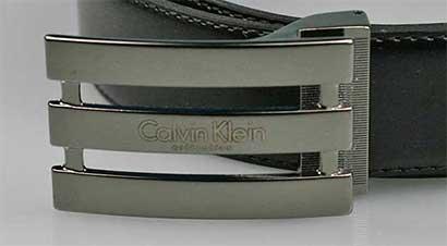 Pánsky opasok Calvin Klein - model 1