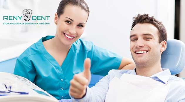 Dentálna hygiena v súkromnej ambulancii Renydent v Petržalke