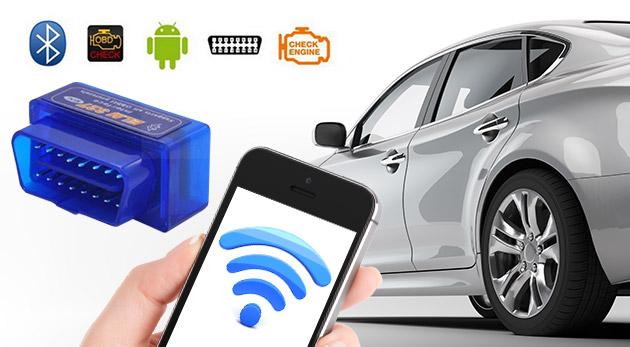 Skontrolujte si motor doma - Bluetooth diagnostika motora pre prehľad o stave vášho vozidla