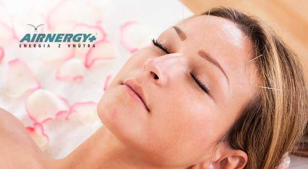 Vyhladenie vrások vďaka face-lifting akupunktúre