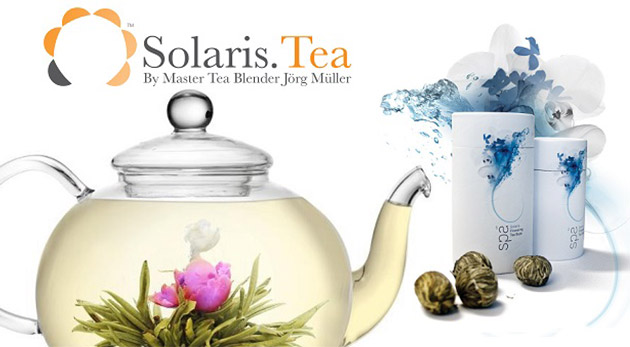 Kvitnúce čaje SOLARIS - 1 púčik