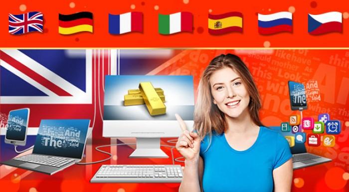 Vzdelávacia online sústava