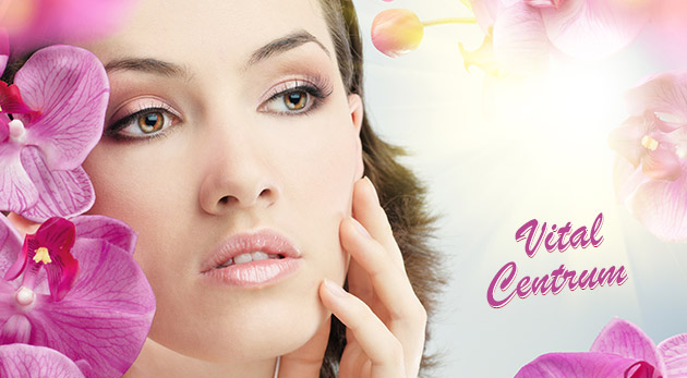 Profesionálne kozmetické ošetrenia - exfoliácia alebo galvanické žehlenie pleti