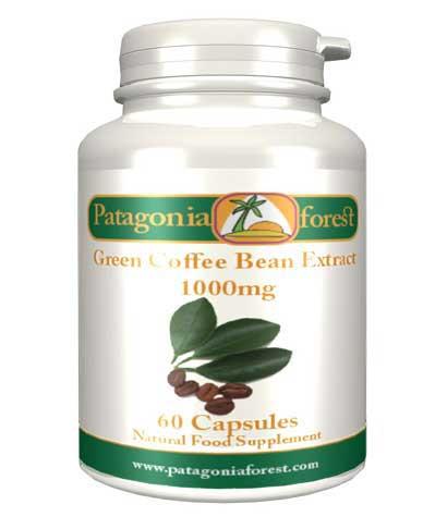 Zelená káva - 60 kapsúl