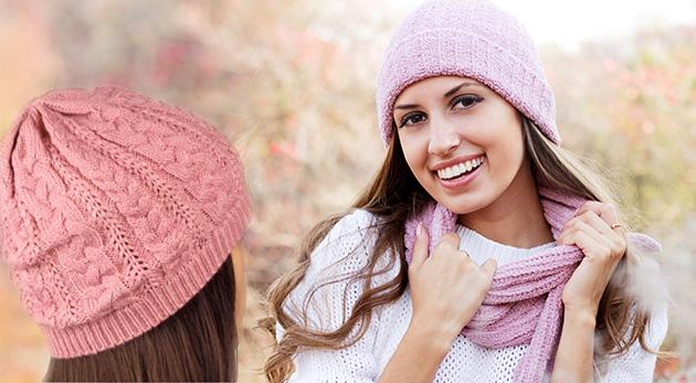 Trendy dámske čiapky- na výber niekoľko farieb