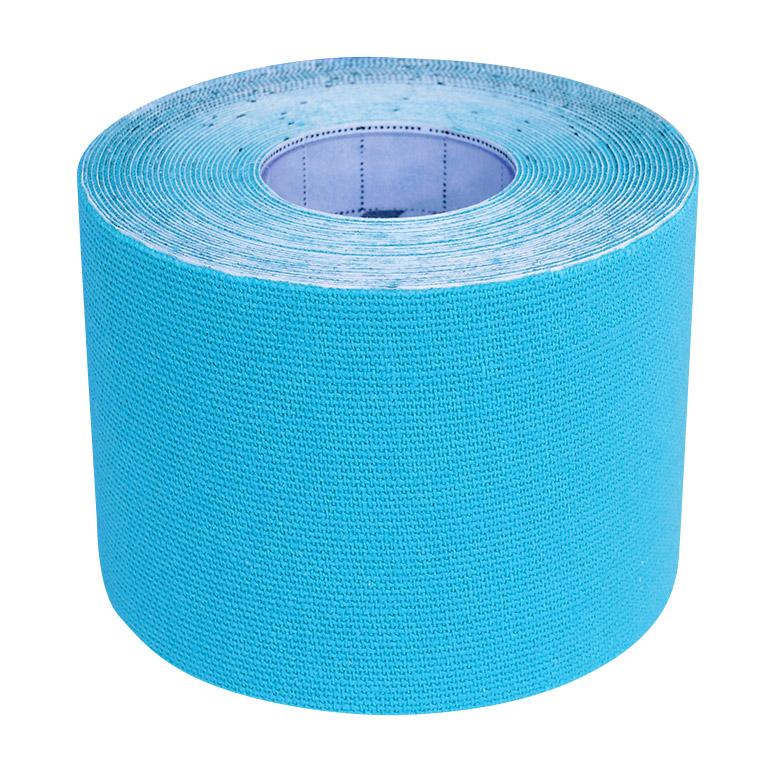 Tejpovacia páska zo 100% bavlny - farba modrá