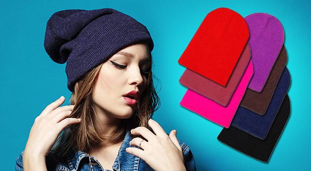 Unisex trendy čiapka Beanie