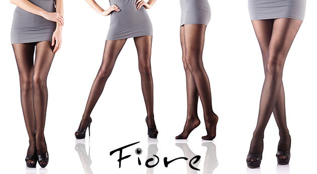 Kvalitné lycrové pančuchy, podkolienky alebo ponožky značky Fiore