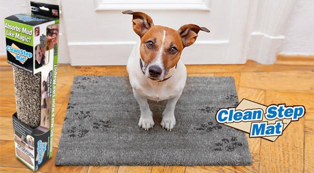 Vysoko absorpčná rohožka, ktorá udrží vašu domácnosť vždy čistú