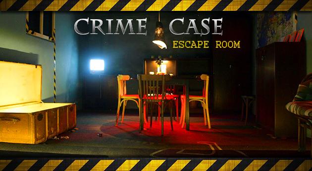 Interaktívna hra escape room - Crime case. Vynikajúci tip na darček!
