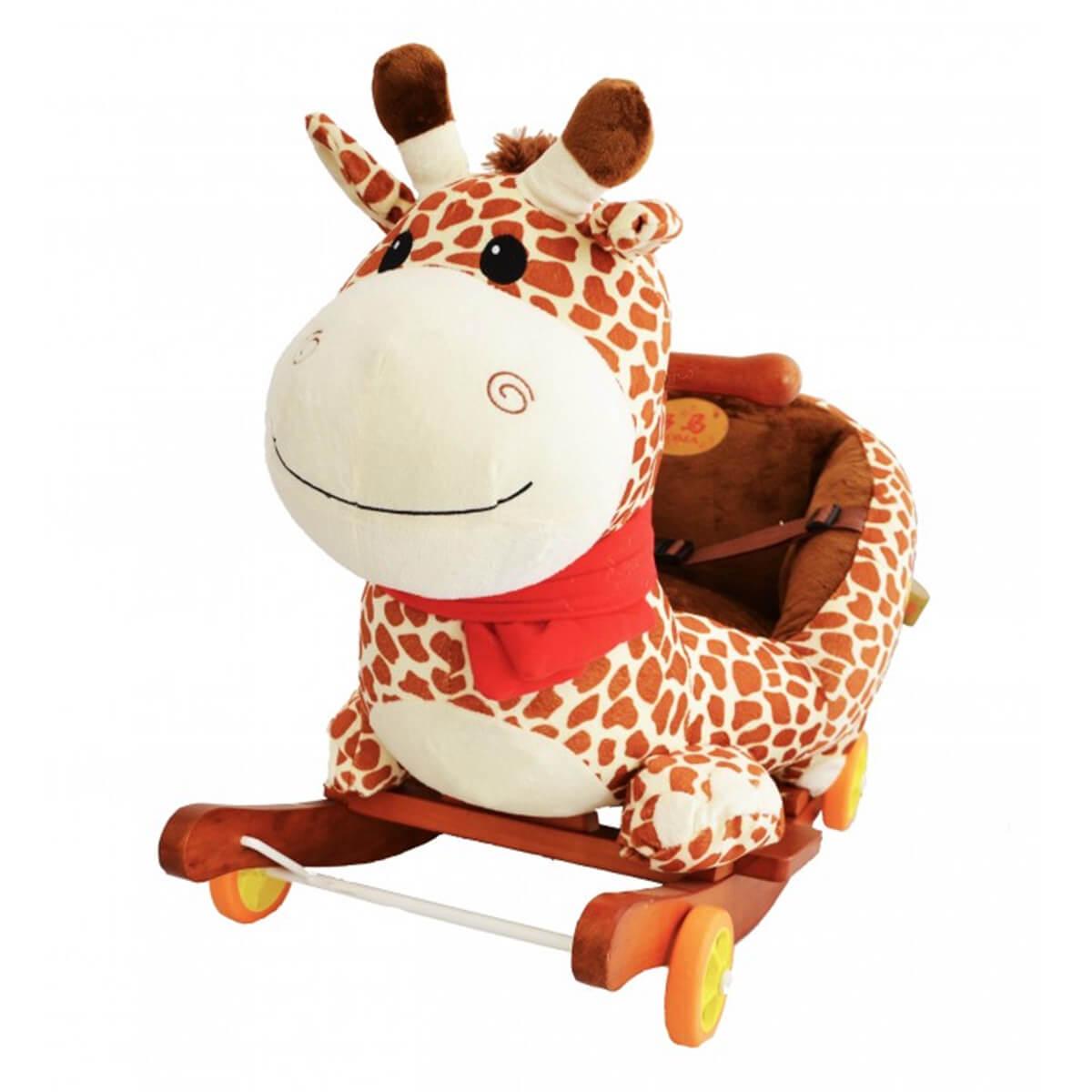 Hojdacie zvieratko - žirafa