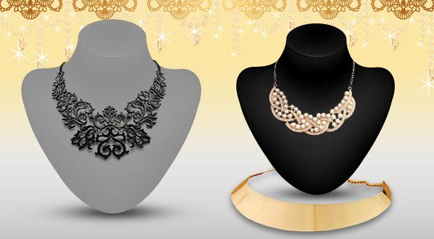 Módne náhrdelníky do každej šperkovnice