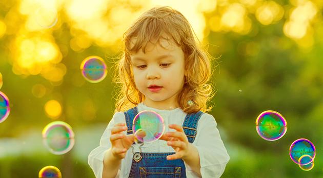 Dotykové bubliny, ktoré neprasknú, nielen pre deti