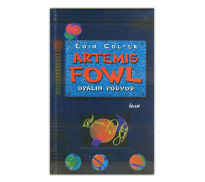 Artemis Fowl - Opalin (Eoin Colfer)